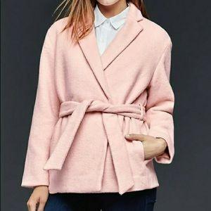 Pink GAP coat